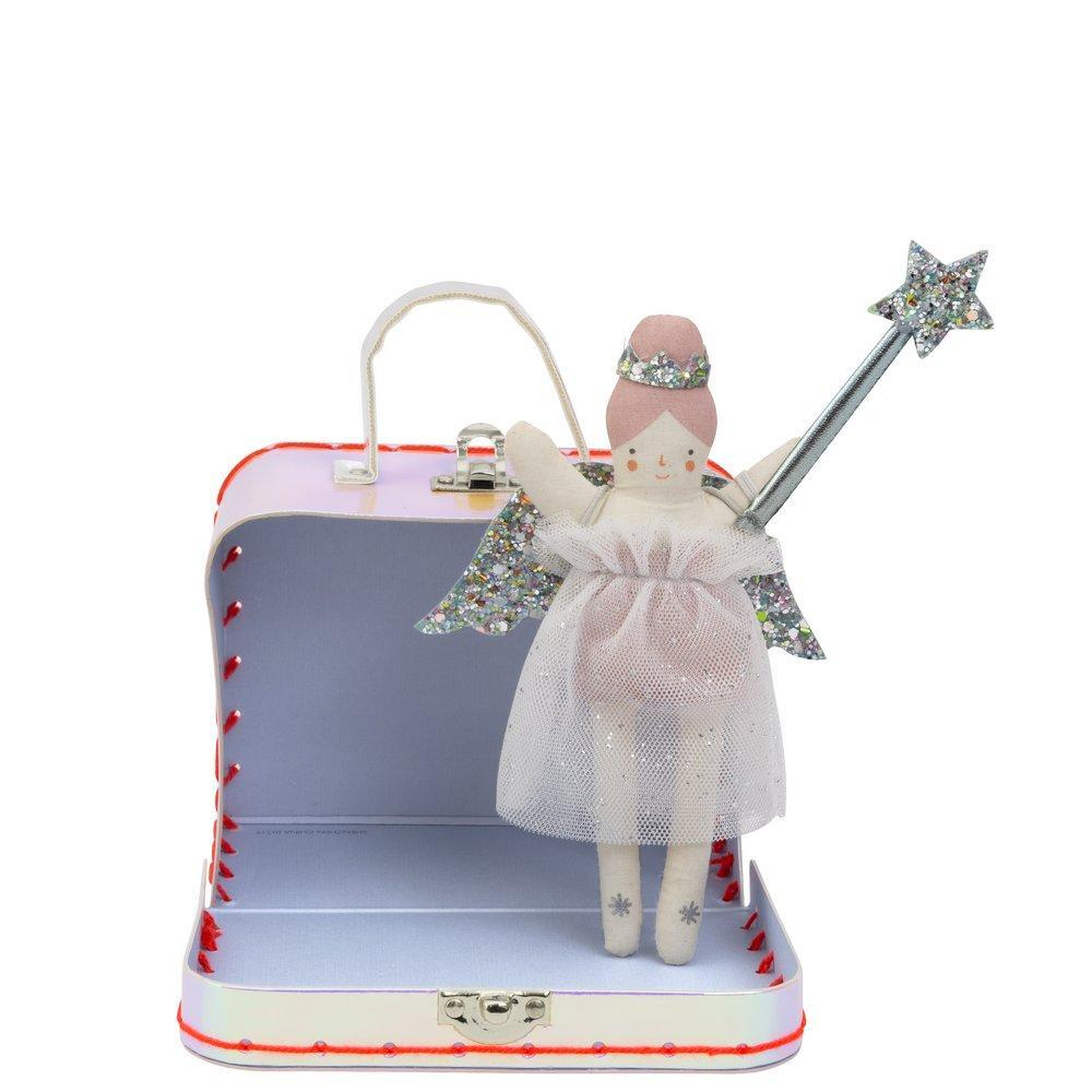 Load image into Gallery viewer, Evie Mini Suitcase Doll | Meri Meri Kids Toys