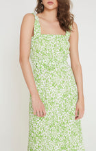Load image into Gallery viewer, Faithfull The Brand Mae Midi Dress Freja Floral Print Daytime Dress