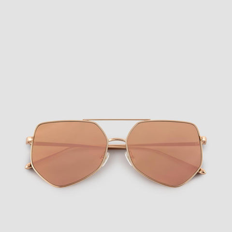 Figueroa Sunglasses in Palace Gold