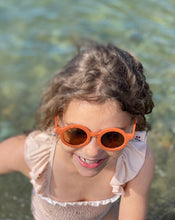 Load image into Gallery viewer, Sustainable Kids Sunglasses - Spice | Grech & Co. - Kids Fashion Accessories