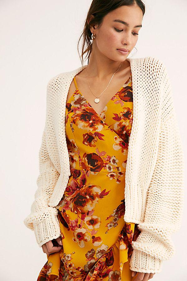 Glow For It Cardi by Free People