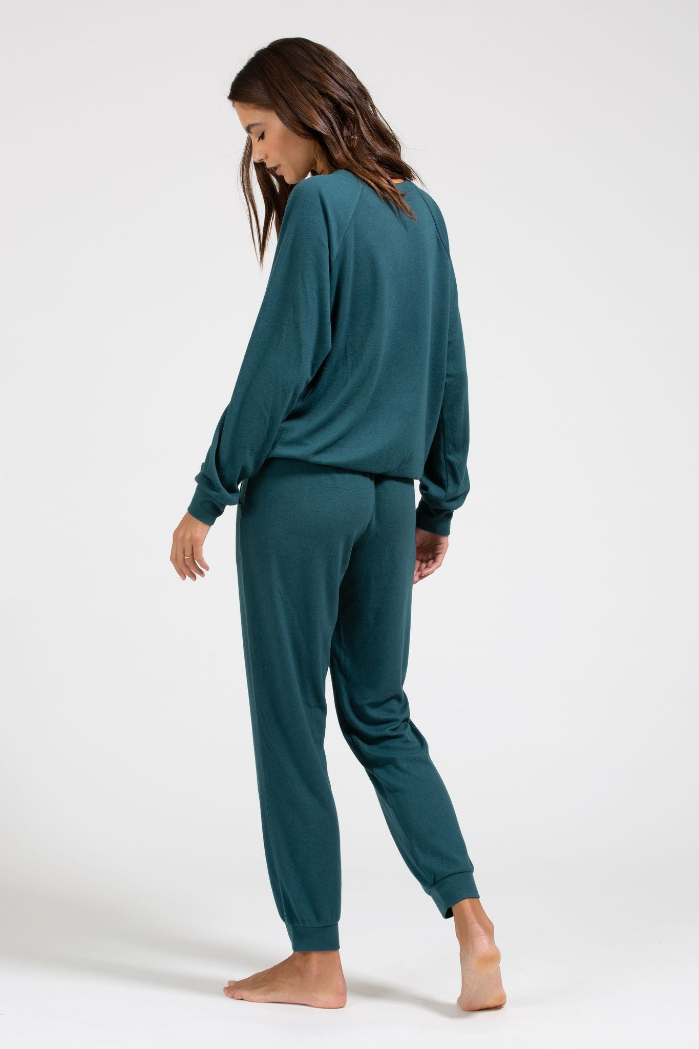 Load image into Gallery viewer, Mina Runner Pant - Evergreen