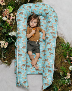 Grand Dock - Jungle Cat | DockATot Baby Accessories Lounger