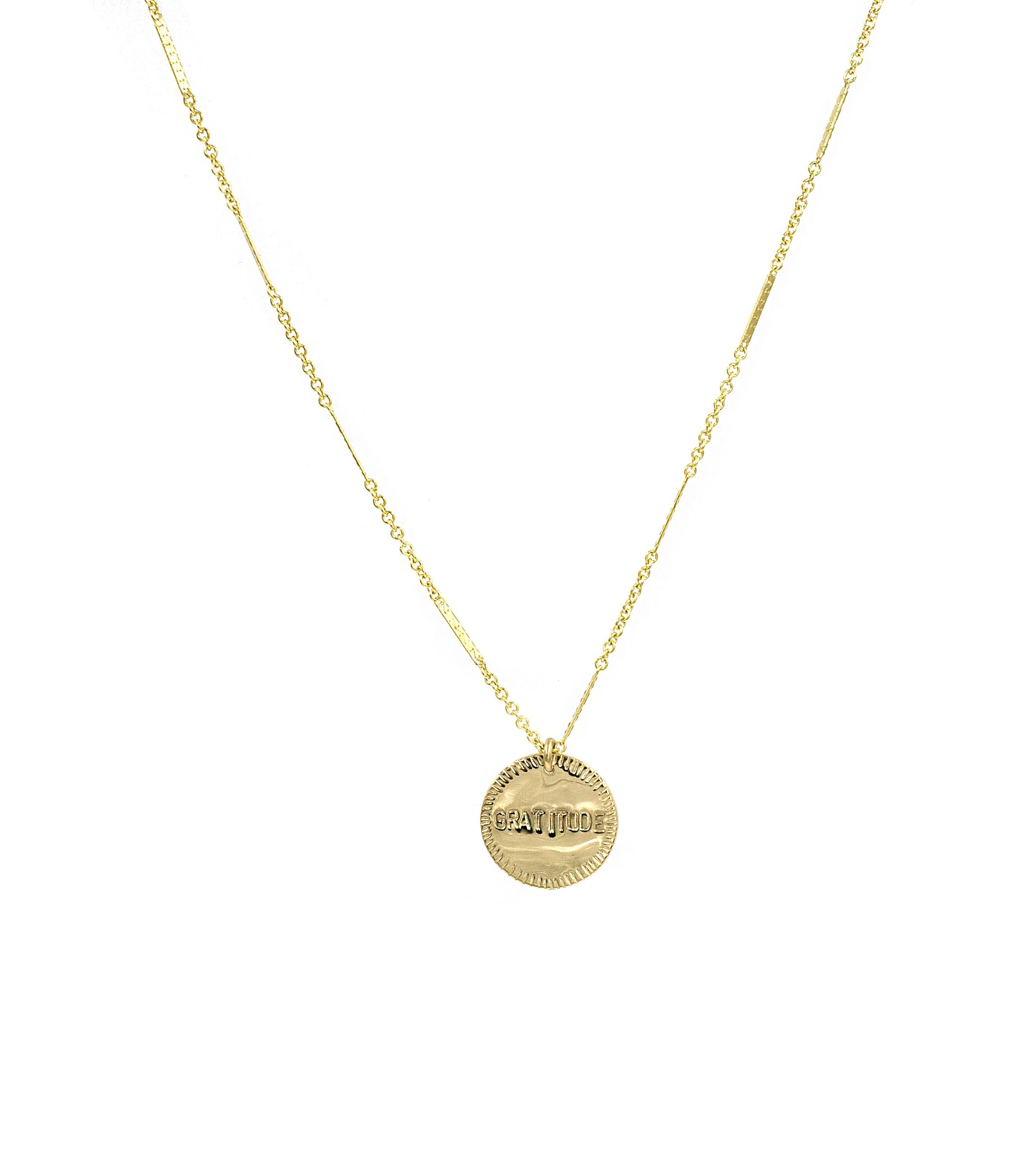 Load image into Gallery viewer, Gratitude Necklace by Paradigm Design