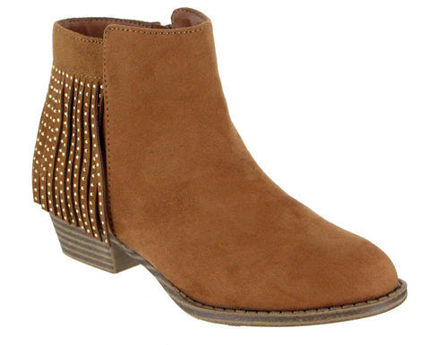 Honeybee Fringe Boot