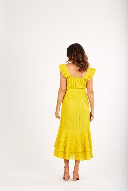 Load image into Gallery viewer, Harlow Ankle Maxi Dress Cleobella