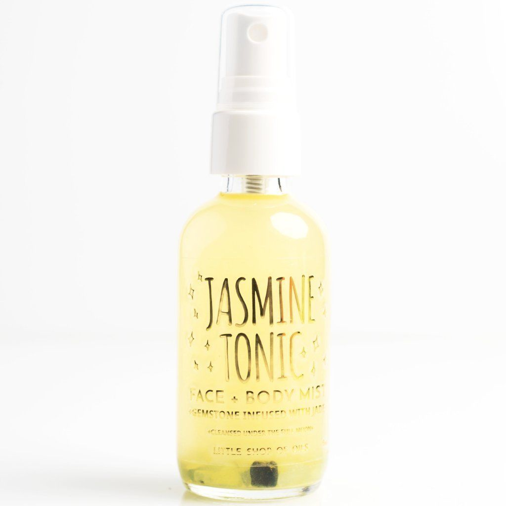 Jasmine Tonic / Face + Body by Little Shop of Oils