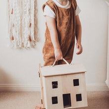 Load image into Gallery viewer, Olli Ella Holdie House | Wooden Portable Doll House