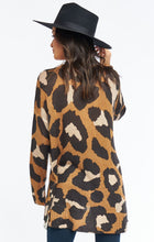 Load image into Gallery viewer, Hug Me Sweater - Cognac Wildcat Knit | Show Me Your Mumu - Women's Outerwear