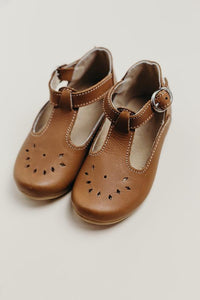 Humble Soles Evie Leather Toddler Shoes