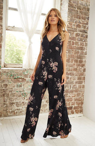In the Moonlight Jumpsuit - Bohemian Mama