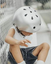 Load image into Gallery viewer, Classic Helmet - Matte Chrome | Banwood Kid's Bike Accessories