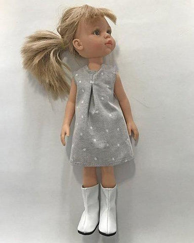 White Boots Las Amigas Doll