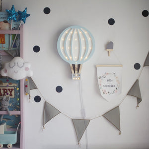 Little Lights Hot Air Balloon Lamp