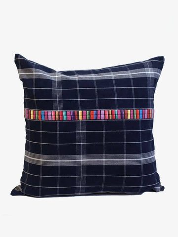Traditional Mayan Skirt Pillow-Foothills