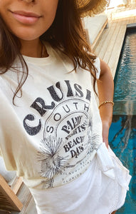 Thomas Tee - Cruise South Graphic