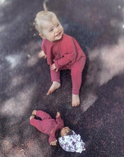 Load image into Gallery viewer, Minikane Baby Vintage Rose Matching Set Size 1 2pc