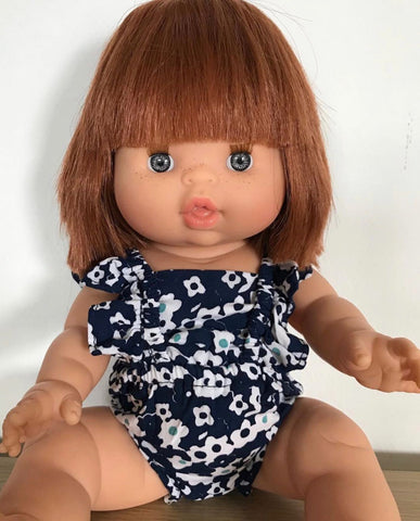 (PREORDER) Minikane Capucine Baby Girl Doll