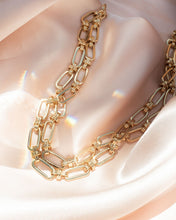 Load image into Gallery viewer, Isabella Statement Necklace - Gold | Luv Aj - Holiday 2020