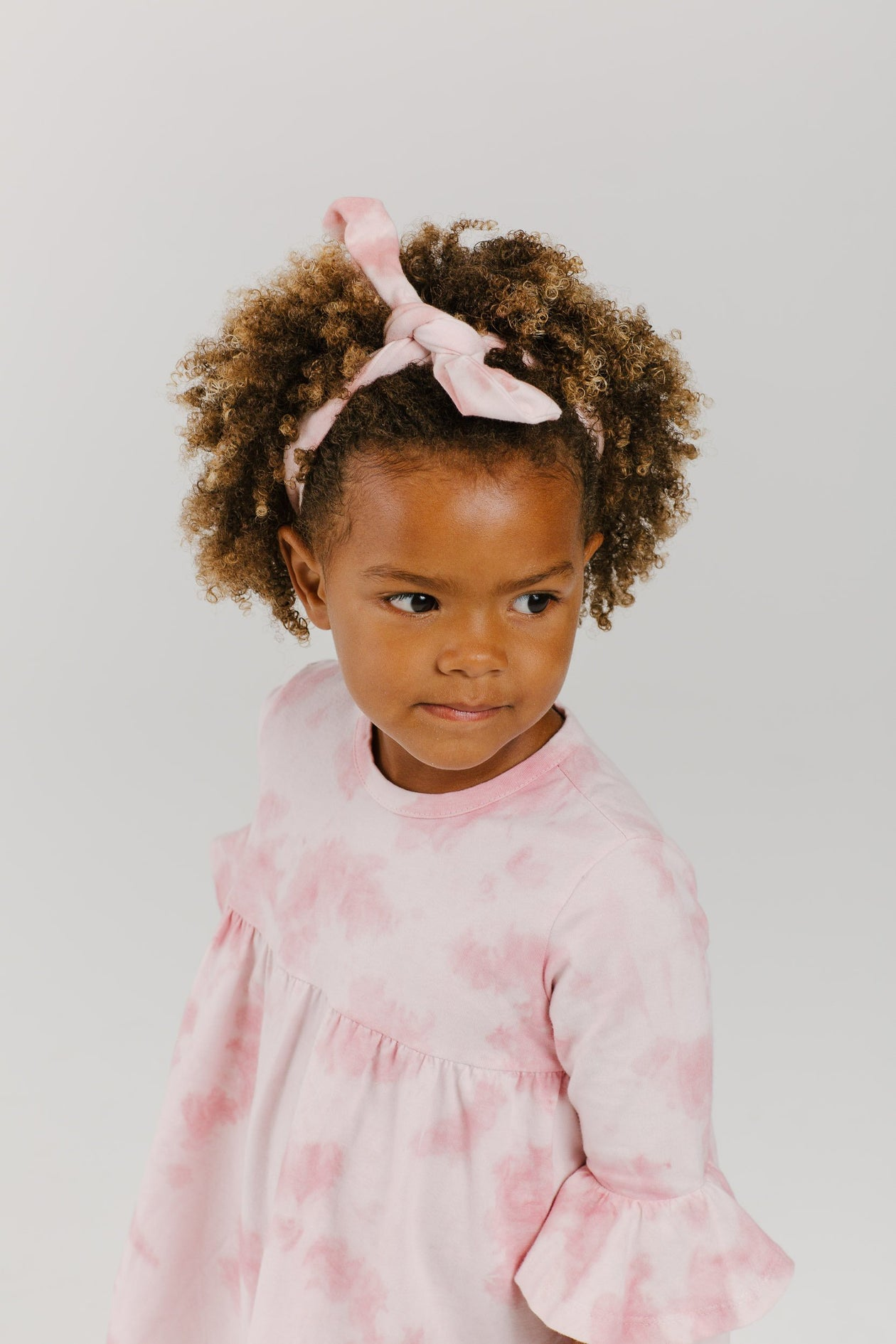 Headband - Pink Sand | Bohemian Mama Littles - Kids' Accessories