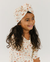 Load image into Gallery viewer, Over the Rainbow Turban | Bohemian Mama - Kids Headwear