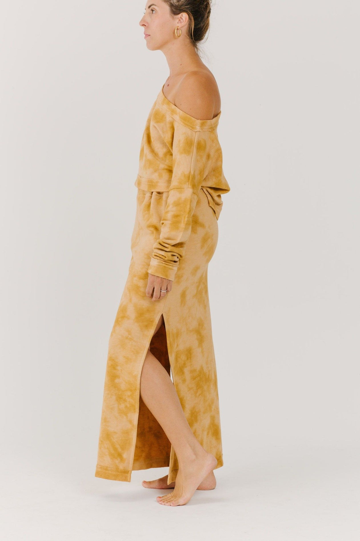 High-waisted Maxi - Sunset | Bohemian Mama The Label - Women's Clothing