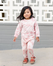 Load image into Gallery viewer, Harem Pants - Pink Sand | Bohemian Mama Littles - Kids' Clothing