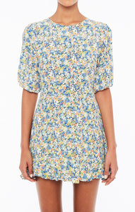 Jeanette Dress in Vionett Floral Print by Faithfull The Brand | Summer 2019