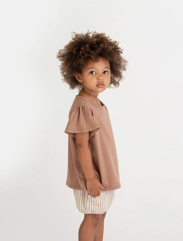 Go Gently Nation Jersey Flutter Tee