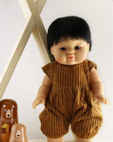 MiniKane Jude Asian Boy Doll