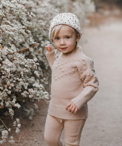 Kids Bobble Sweater