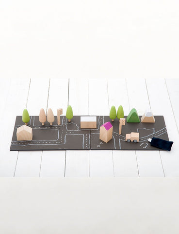 Kiko+ & gg Machi Tiny Wooden Town