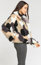 Load image into Gallery viewer, Kravitz Jacket - Mineral Faux Fur