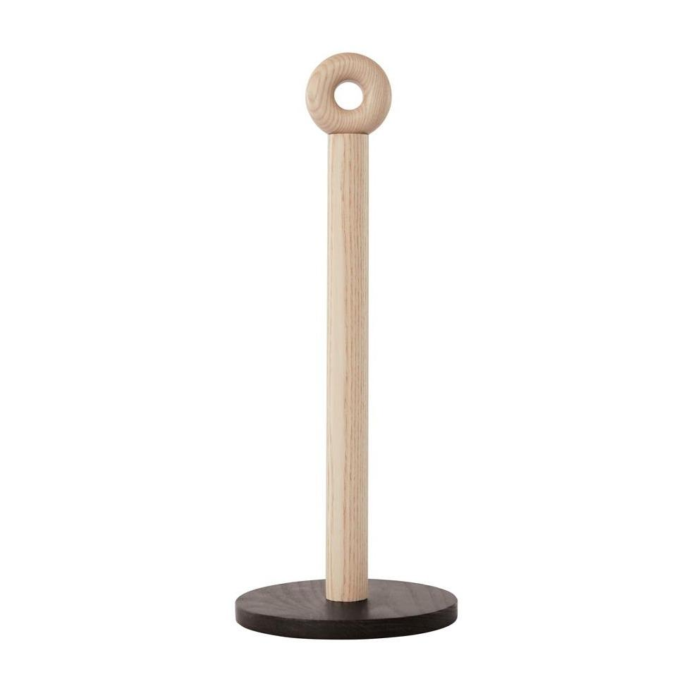 Hoop Paper Towel Holder - Nature