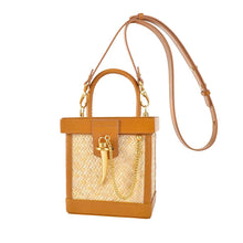 Load image into Gallery viewer, Sancia L'echelle Mini in Cognac | Bohemian Bags