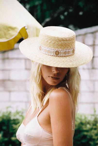 Spencer Boater Special Women's Summer Hat by Lack of Color