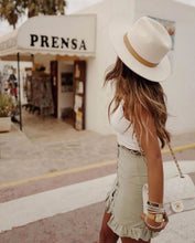Load image into Gallery viewer, The Fader Lack of Color Hat | Bohemian Hats for Women