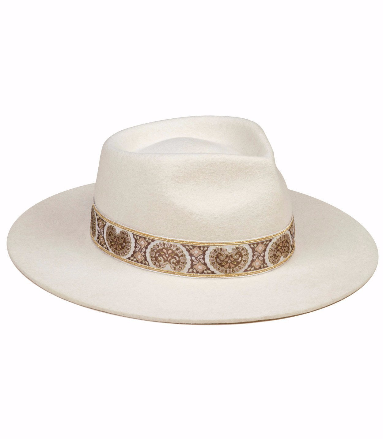 Load image into Gallery viewer, Lack of Color The Beverly Ivory | Womens Hats