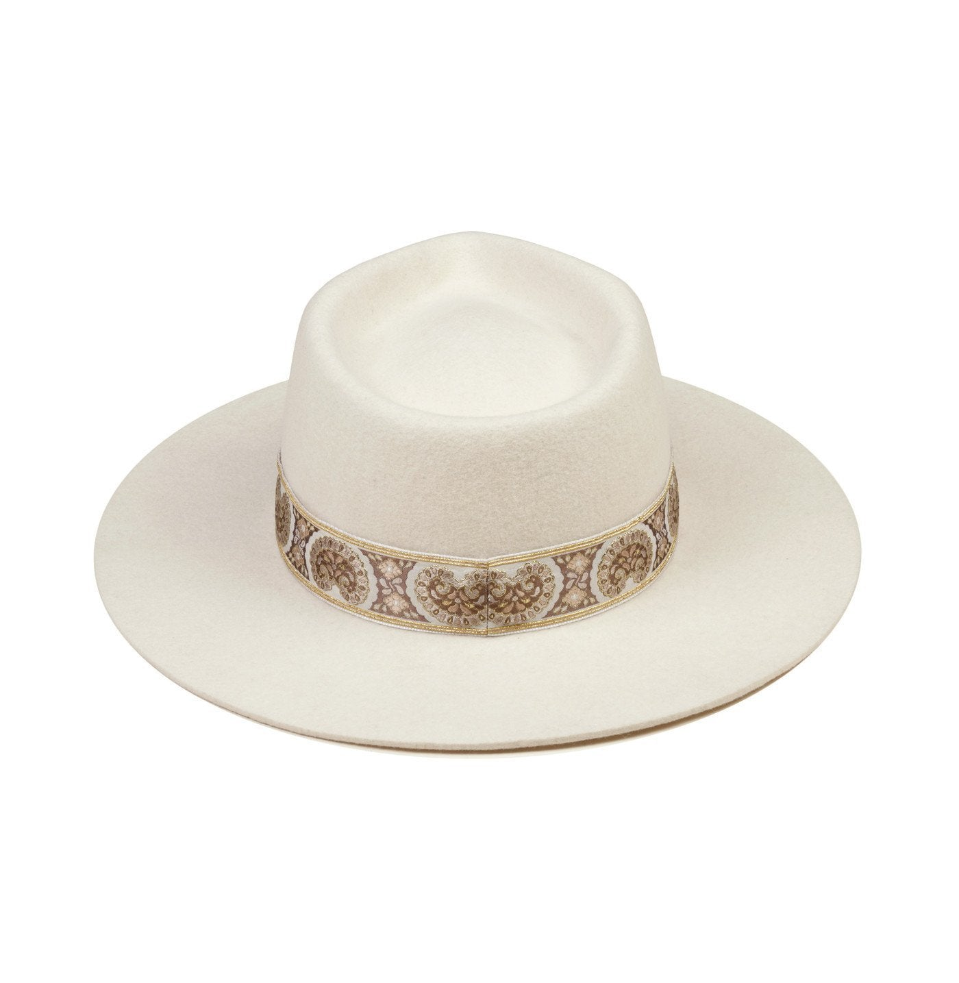 Load image into Gallery viewer, Lack of Color The Beverly Ivory Hat | Women's Accessories