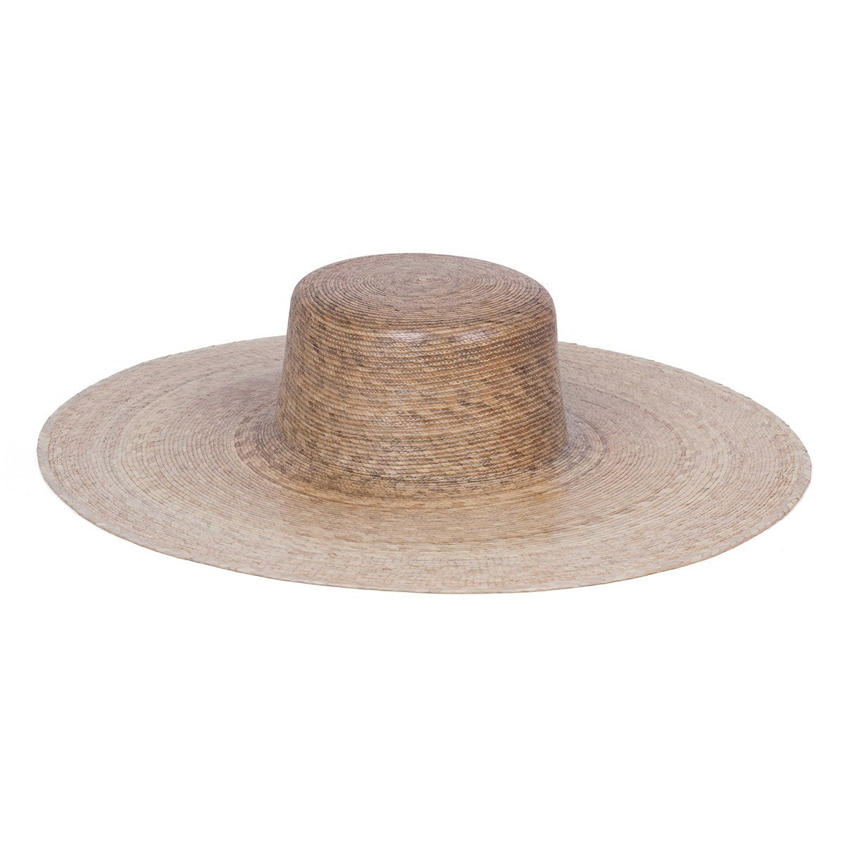 Load image into Gallery viewer, Womens Straw Hats| Palma Ultra Wide Boater Hat by Lack of Color
