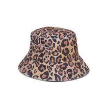 Load image into Gallery viewer, Lack of Color Wave Bucket Hat Leopard | Hats
