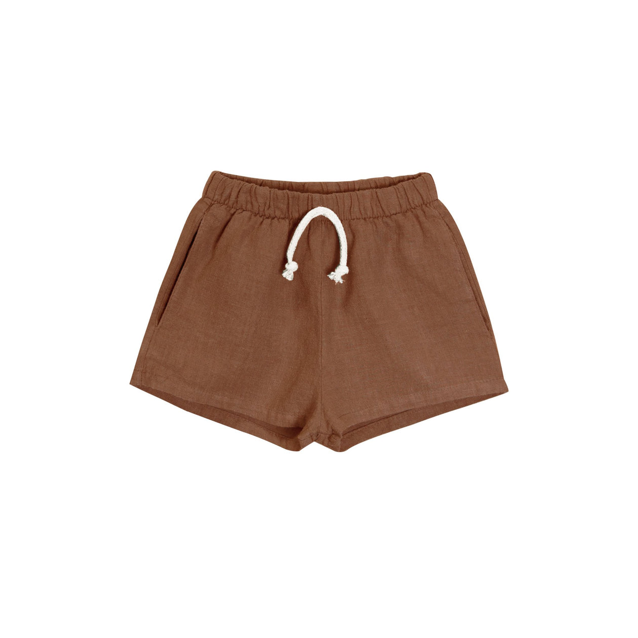 Go Gently Nation Lawn Short Hazelnut