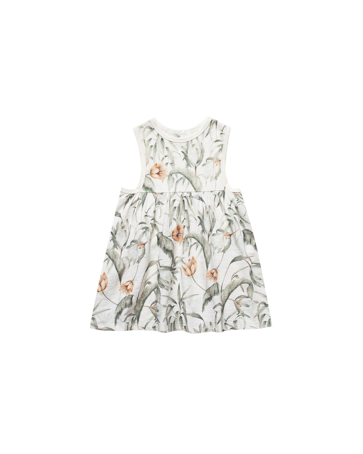 Tropical Layla Mini Dress from Rylee & Cru