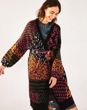 Load image into Gallery viewer, Leopard Pop Mix Cardigan | Farm Rio | Fall 2020 - Women's Coats