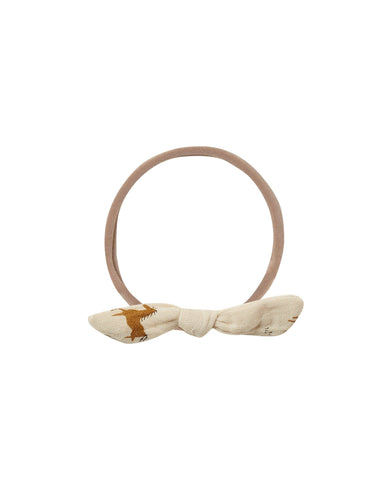 Knot Headband - Natural