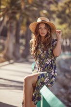 Load image into Gallery viewer, Isla Botanical Button Down Dress from Lost + Wander - Spring 2019