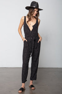 Lost in Love Jumpsuit in Wicked Game by Stillwater | Womens Jumpsuits
