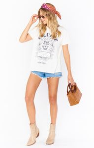 Thomas Tee - Cruise South Graphic | Show Me Your Mumu - Women's Clothing