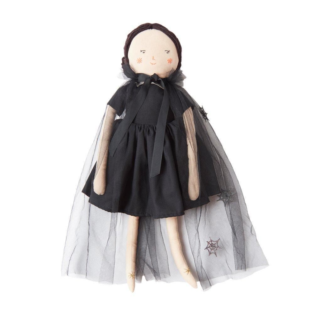 Load image into Gallery viewer, Luna Witch Doll | Meri Meri Kids Toys - Halloween Creepy Couture