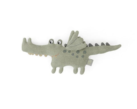 Darling Rattle - Baby Buddy Crocodile